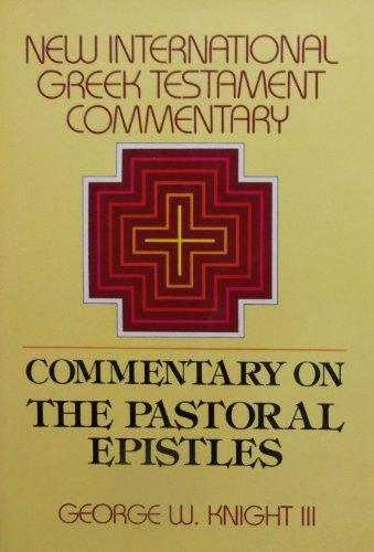9780853645320: New International Greek Testament Commentary: The Pastoral Epistles