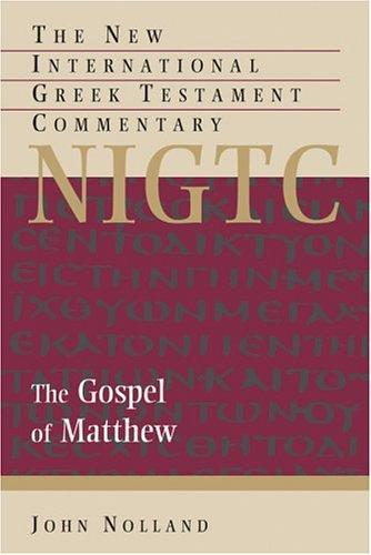 9780853645757: Gospel of Matthew