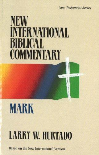 9780853646563: NEW INTERNATIONAL BIBLICAL COMMENTARY: MARK