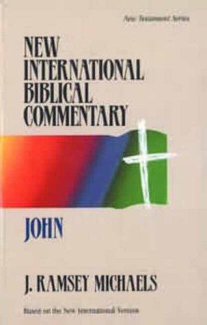 9780853646587: NEW INTERNATIONAL BIBLICAL COMMENTARY: JOHN