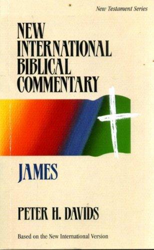 9780853646693: James (New International Biblical Commentary)