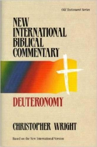 9780853647256: Deuteronomy (New International Biblical Commentary)