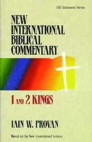 9780853647287: 1 and 2 Kings (New International Bible Commentary)