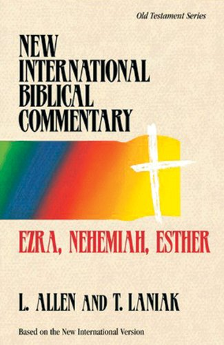 9780853647300: Ezra, Nehemiah, Esther: Based on the New International Version (New International Biblical Commentary. Old Testament Series, 9)