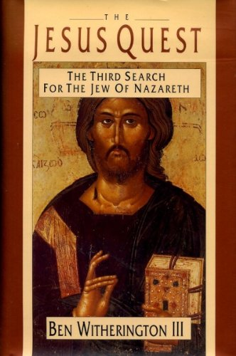 9780853647478: THE JESUS QUEST the third search for the Jew of Nazareth