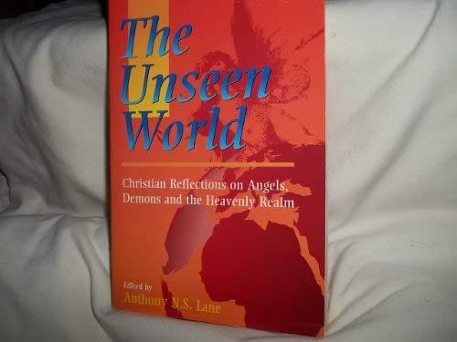 9780853647829: Unseen World (Tyndale House Studies)
