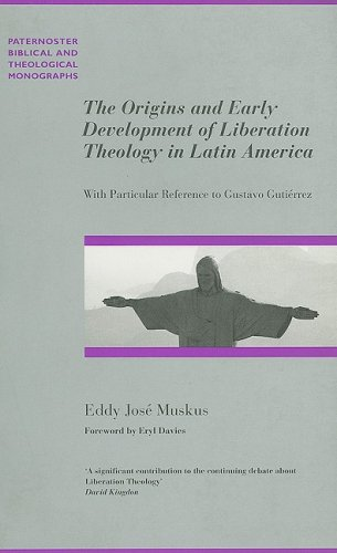 Origins and Early Development of Lib With Particular Reference to Gustavo Gutierrez