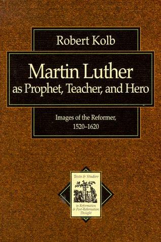 9780853649977: Martin Luther: Prophet, Teacher, Hero