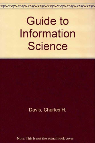 Guide to Information Science
