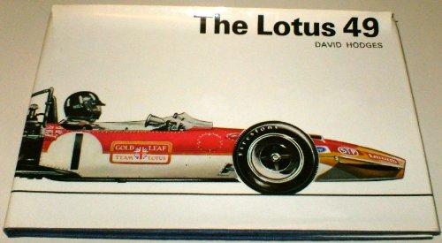 9780853680376: Lotus 49 (Famous Car Portraits)