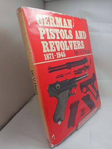 9780853680666: German pistols and revolvers, 1871-1945