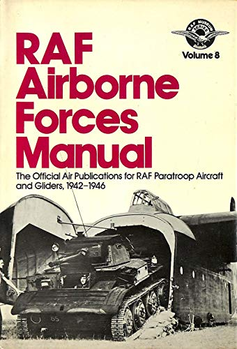 9780853681632: Royal Air Force Airborne Forces Manual (R.A.F.Museum S.)