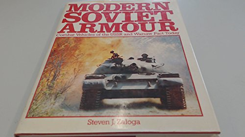 9780853681731: Modern Soviet Armour