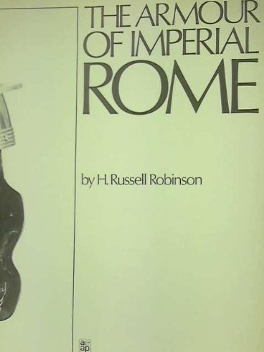 9780853682196: Armour of Imperial Rome