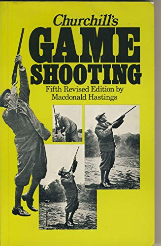 9780853682431: Churchill's Game Shooting