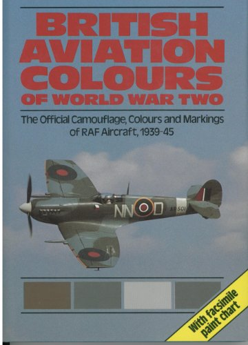 9780853682714: British Aviation Colours of World War Two (R.A.F.Museum)