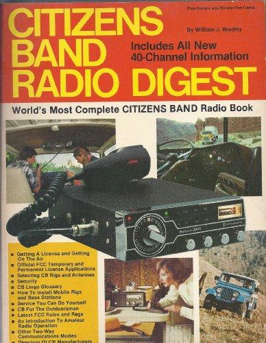 9780853682868: Citizen's Band Radio Digest