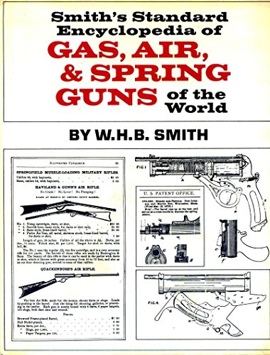 9780853683025: Gas, Air and Spring Guns of the World