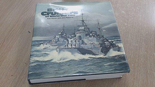 9780853683049: British Cruisers of World War Two