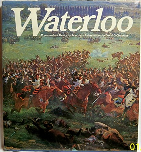 Waterloo (0853683409) by Henry Lachouque