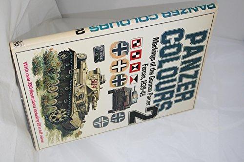 9780853684022: Panzer Colours: v. 2