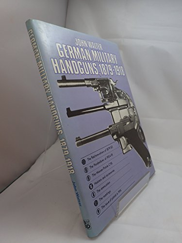 9780853684046: German Military Handguns, 1879-1918