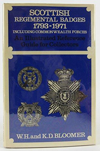 9780853684299: Scottish Regimental Badges, 1793-1971