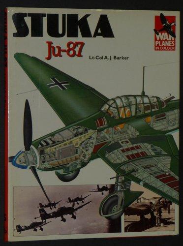 Stuka Ju-87: BARKER, A.J.
