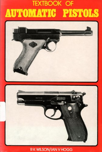 9780853684800: Textbook of Automatic Pistols