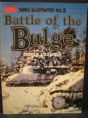 9780853685814: Battle of the Bulge (Tanks Illustrated)