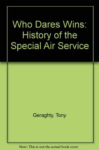 9780853686040: Who Dares Wins: History of the Special Air Service