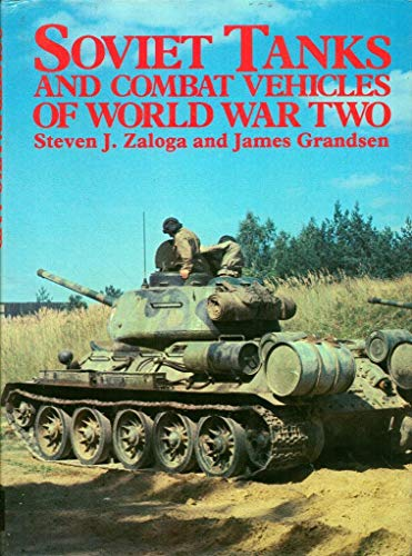 9780853686064: Soviet Tanks and Combat Vehicles of World War Two