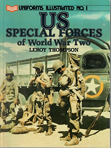 United States Special Forces of World War: Thompson, Leroy