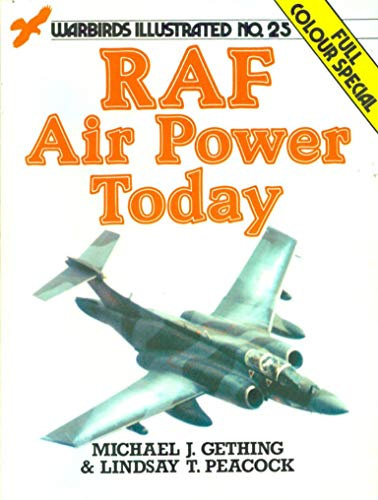 9780853686347: RAF Air Power Today - Warbirds Illustrated No. 25