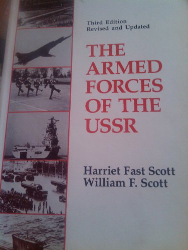 9780853686804: Armed Forces of the U. S. S. R.