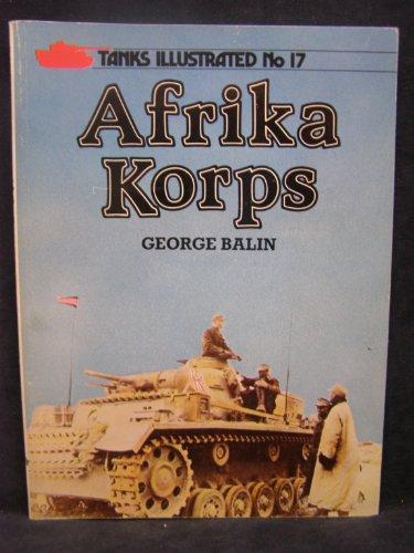 9780853686927: Afrika Korps