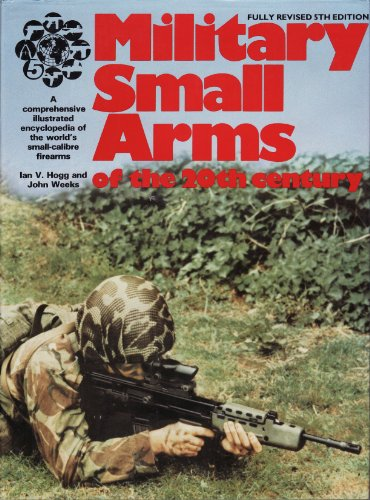 9780853687085: Military Small Arms of the 20th Century