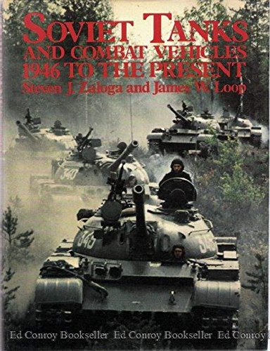 9780853687436: Soviet Tanks and Combat Vehicles: 1946 To the Present
