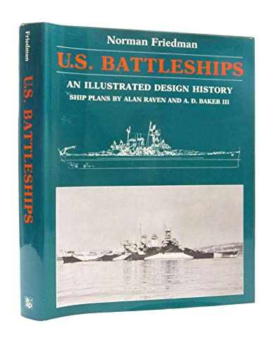 9780853687566: U.S. Battleships: An Illustrated Design History