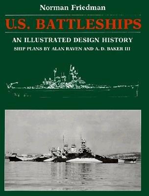 9780853687566: U.S. Battleships: An Illustrated Design History
