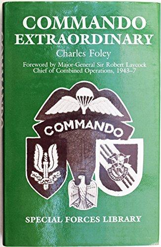 9780853688242: Commando Extraordinary