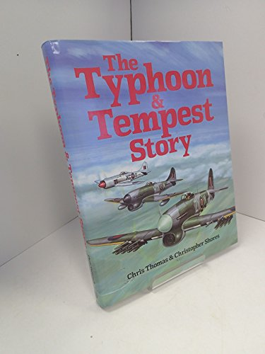 9780853688785: The Typhoon and Tempest Story