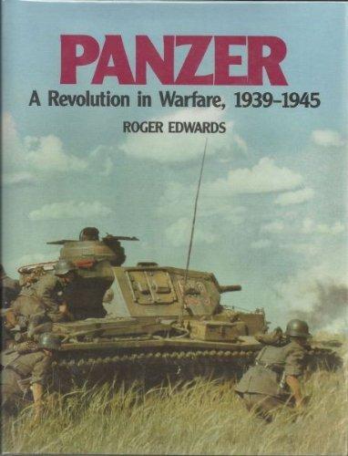 9780853689324: Panzer: A Revolution in Warfare, 1939-1945