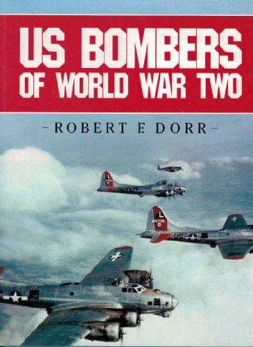 9780853689430: United States Bombers of World War II in Action