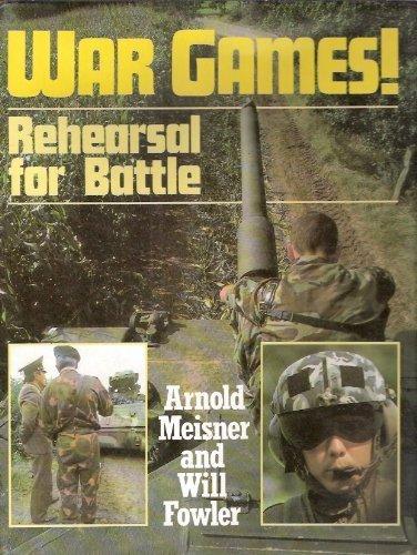 9780853689478: War Games: Rehearsal for Battle