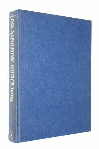 The Napoleonic Source Book (0853689695) by Haythornthwaite, Philip J.