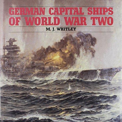 9780853689706: German Capital Ships of World War Two