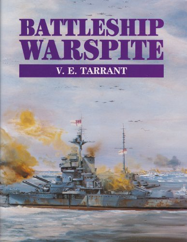 "9780853689713: The Battleship ""Warspite"""