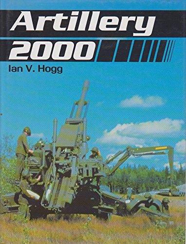 9780853689836: Artillery 2000 (2000 Series)