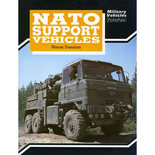 9780853689898: NATO Support Vehicles (Military Vehicles Fotofax)